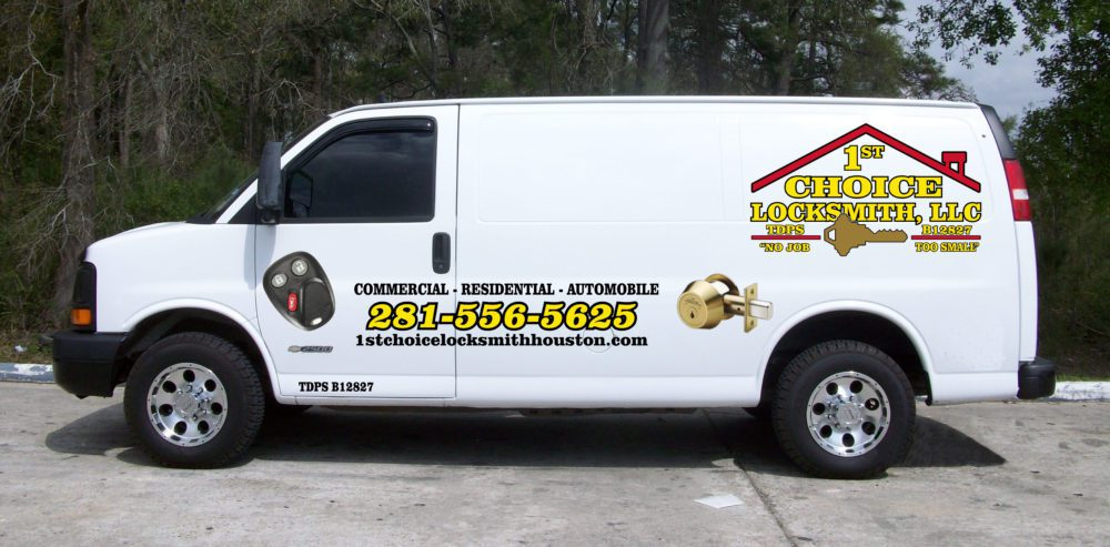 Houston 1st choice Locksmith, commercial, residential, safe opening locksmith