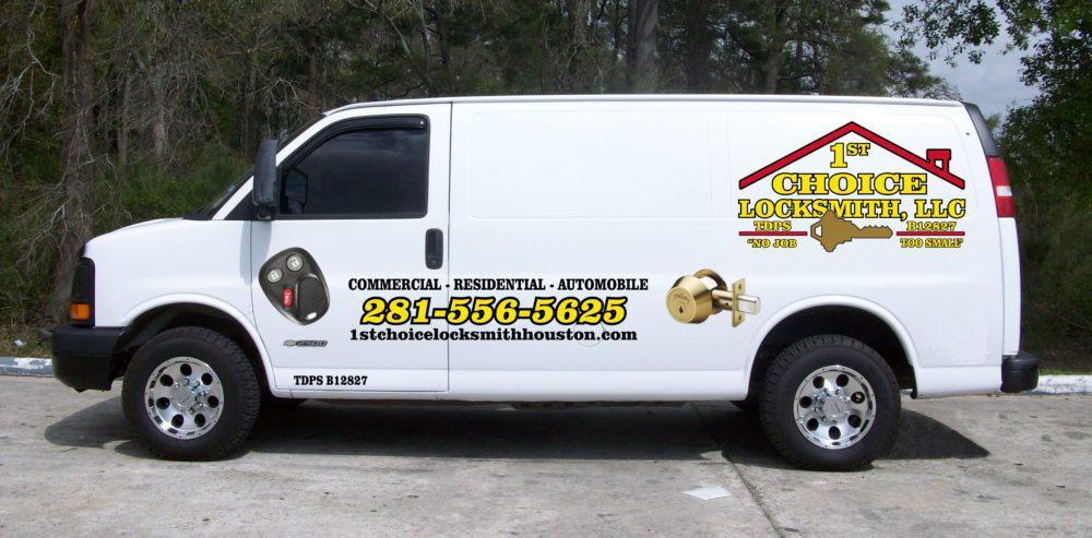 Houston 1st choice Locksmith, commercial, residential, safe opening locksmith